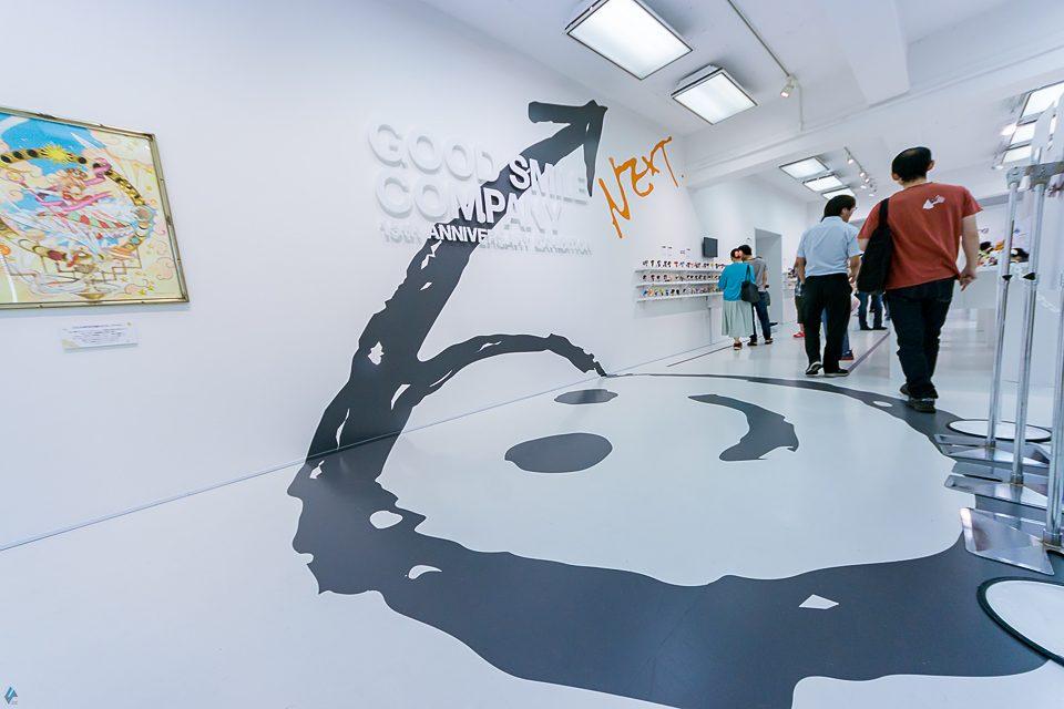 グッドスマイルカンパニー15週年記念展 レビュー