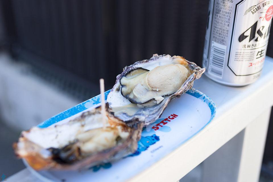宮島 牡蠣