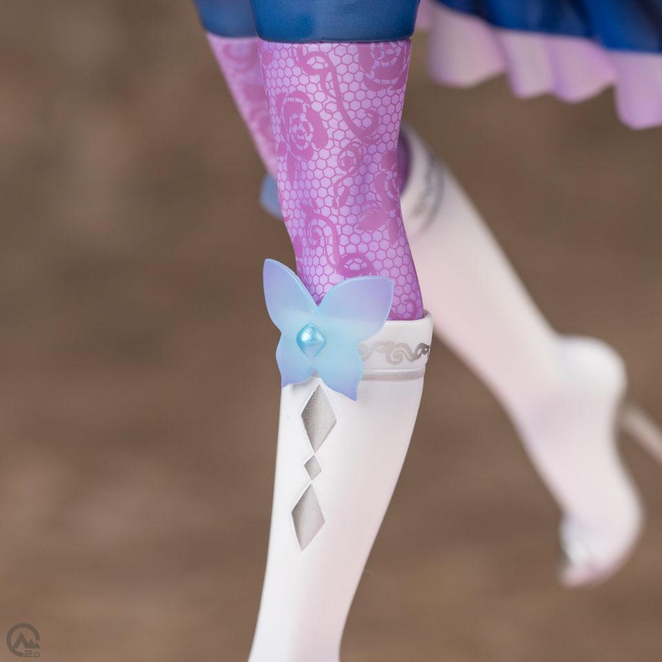 アルター 輿水幸子フィギュアのブーツの装飾