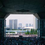 コスプレ撮影:コミックマーケット90 2日目