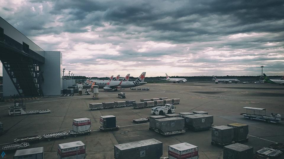 成田空港 滑走路
