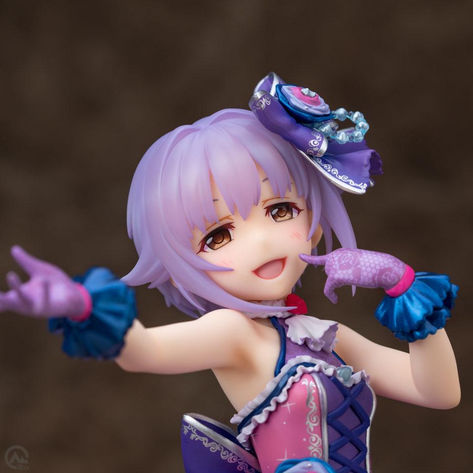 アルター 輿水幸子フィギュアのカ顔01