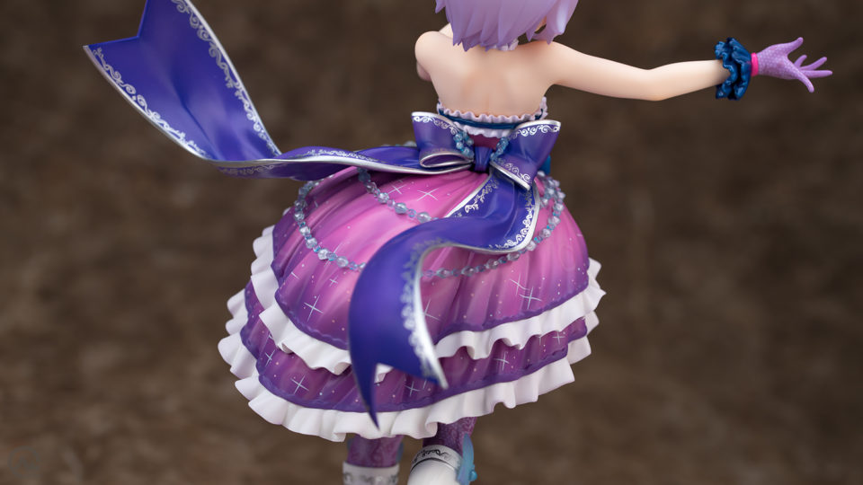アルター 輿水幸子フィギュアの衣装 リボン01