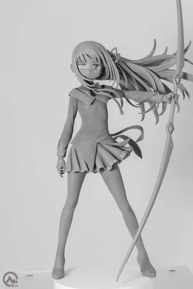 まどか☆マギカのEXQフィギュア