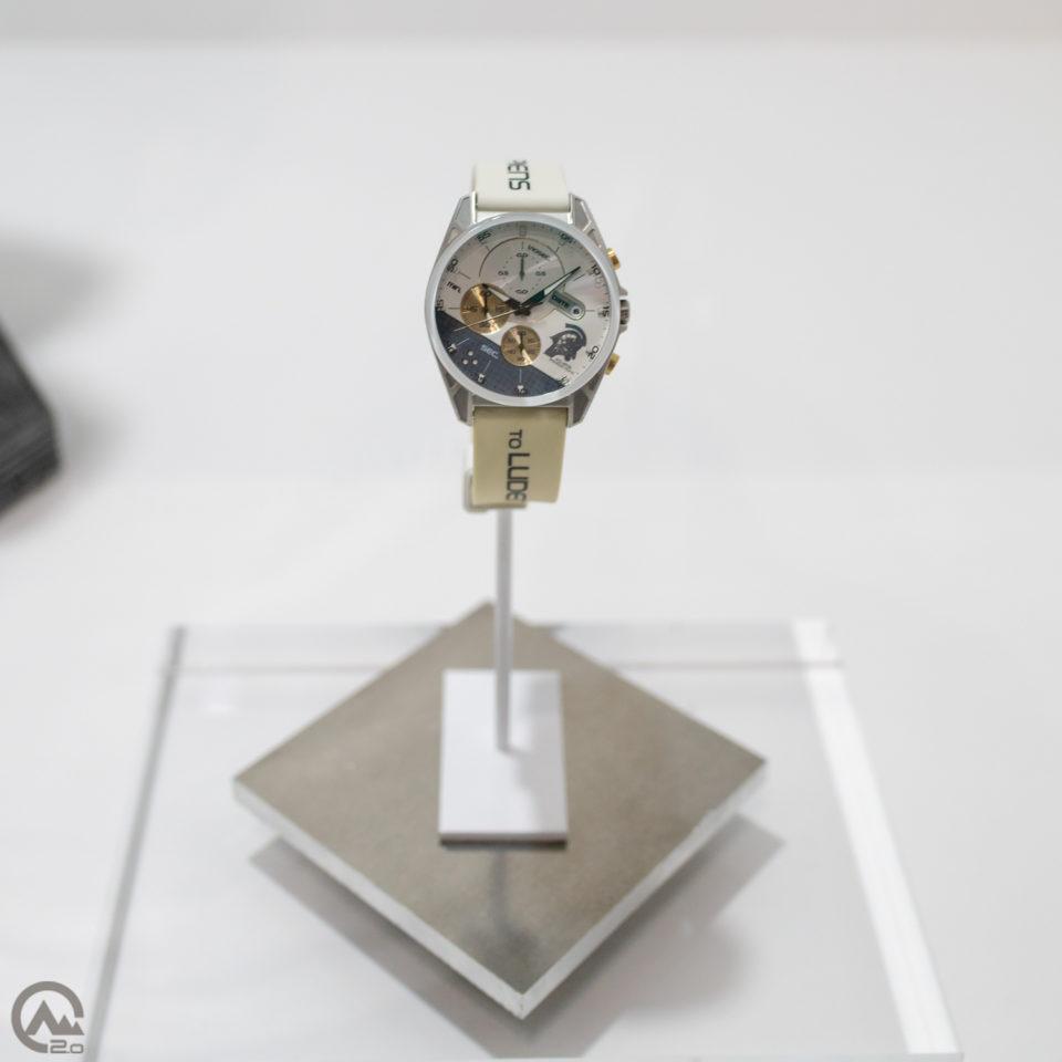 ルーデンスの腕時計